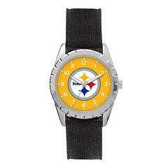 Kids' Sparo Pittsburgh Steelers Nickel Watch