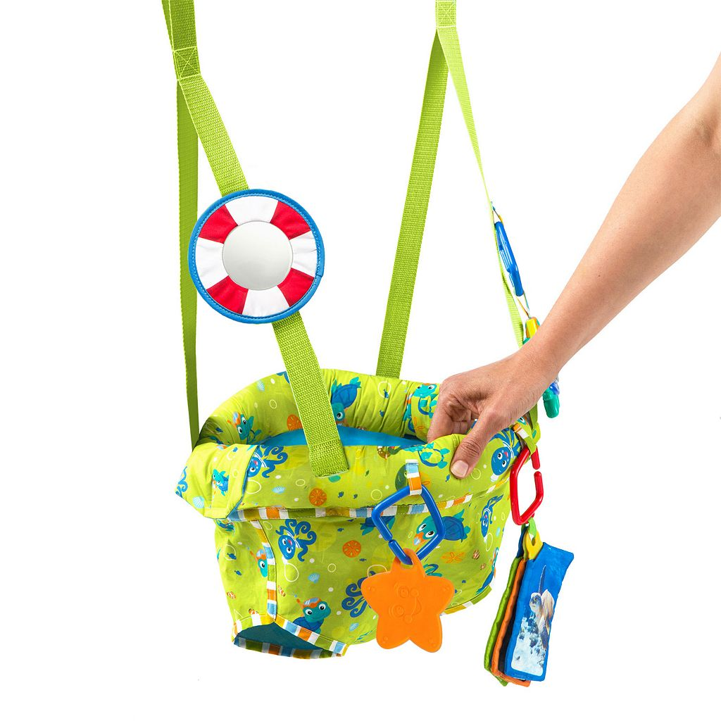 Baby Einstein Sea & Discover Door Jumper