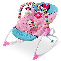 Disney's Minnie Mouse Peek-A-Boo Rocker