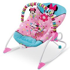 Disney's Minnie Mouse Peek-A-Boo Rocker