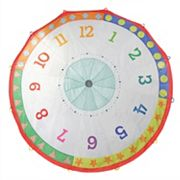 Pacific Play Tents 12-ft. Tick Tock Clock Parachute