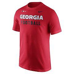 Men's Nike Georgia Bulldogs Football Facility Tee
