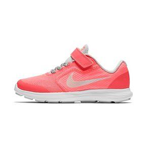 Nike Revolution 3 SE Preschool Girls' Running Shoes