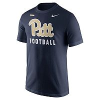 Men's Nike Pitt Panthers Football Facility Tee