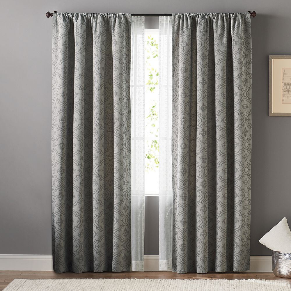 Clearance Curtains Kohls Curtain Menzilperde Net