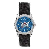 Kids' Sparo Colorado Avalanche Nickel Watch