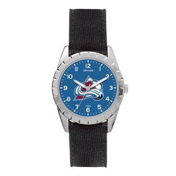Kids' Sparo Colorado Avalanche Nickel Watch