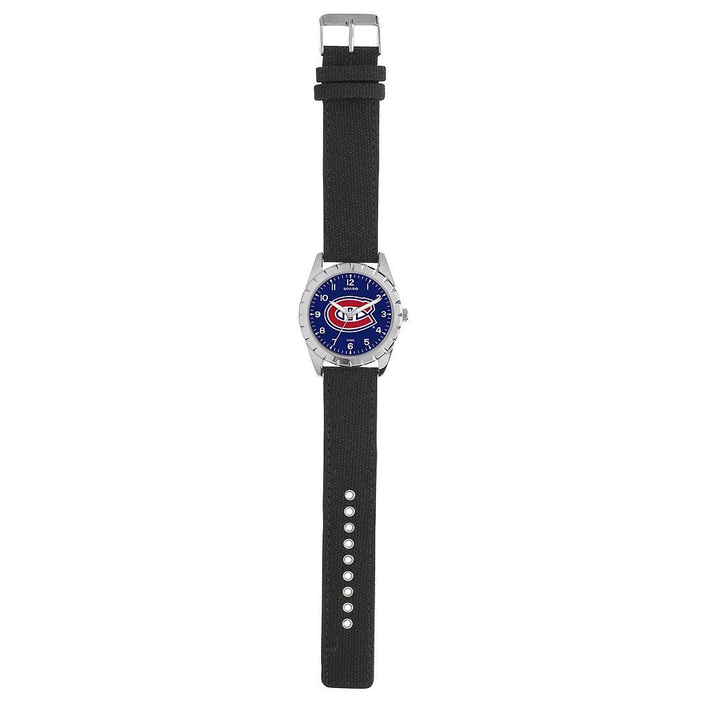 Kids' Sparo Montreal Canadiens Nickel Watch