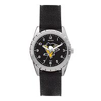 Kids' Sparo Pittsburgh Penguins Nickel Watch