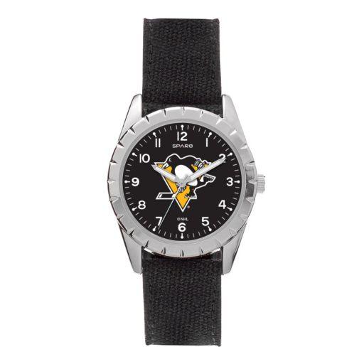 Kids' Sparo Pittsburgh Penguins Nickel Watch