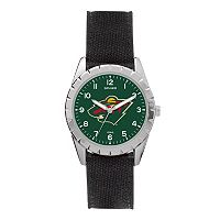 Kids' Sparo Minnesota Wild Nickel Watch