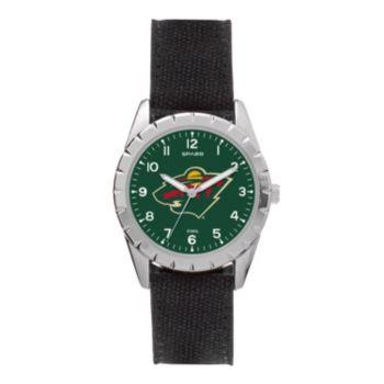 Kids' Sparo Minnesota Wild Nickel Watch