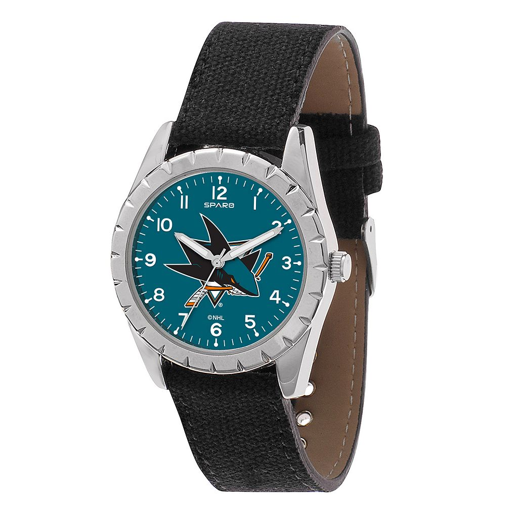 Kids' Sparo San Jose Sharks Nickel Watch
