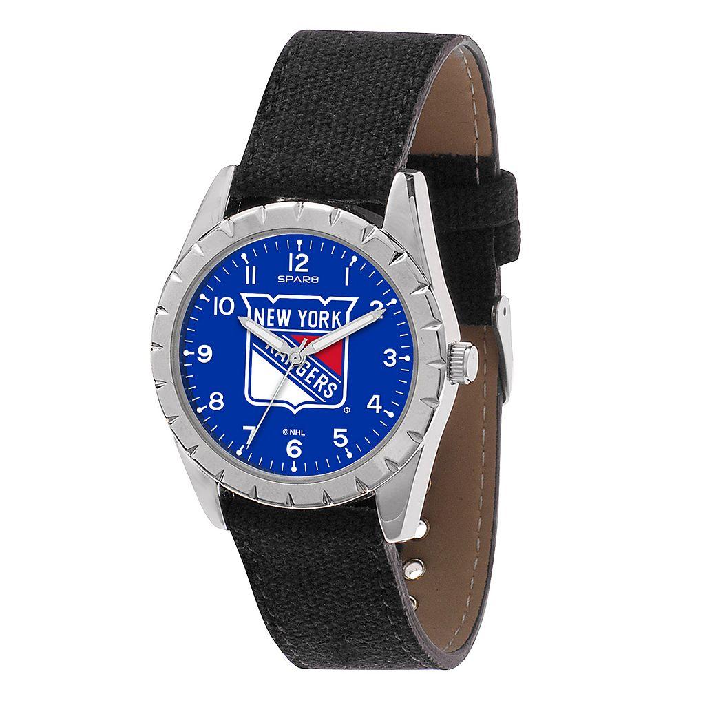 Kids' Sparo New York Rangers Nickel Watch
