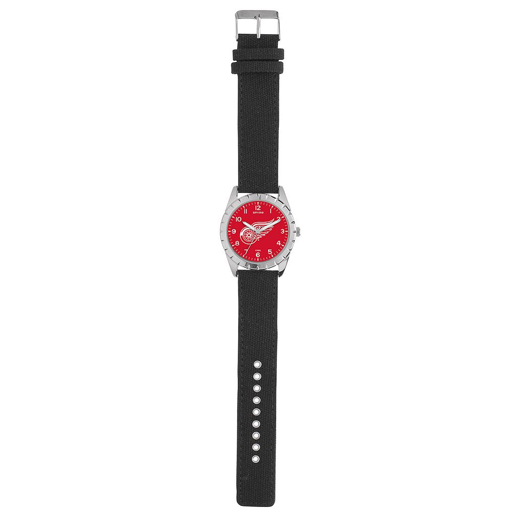 Kids' Sparo Detroit Red Wings Nickel Watch