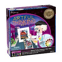 Great Explorations STEAM Learning System Arts: Artful Thinking Kit