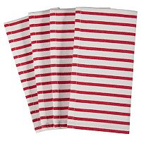 KAF HOME Hampton Stripe Napkin 4-pk.