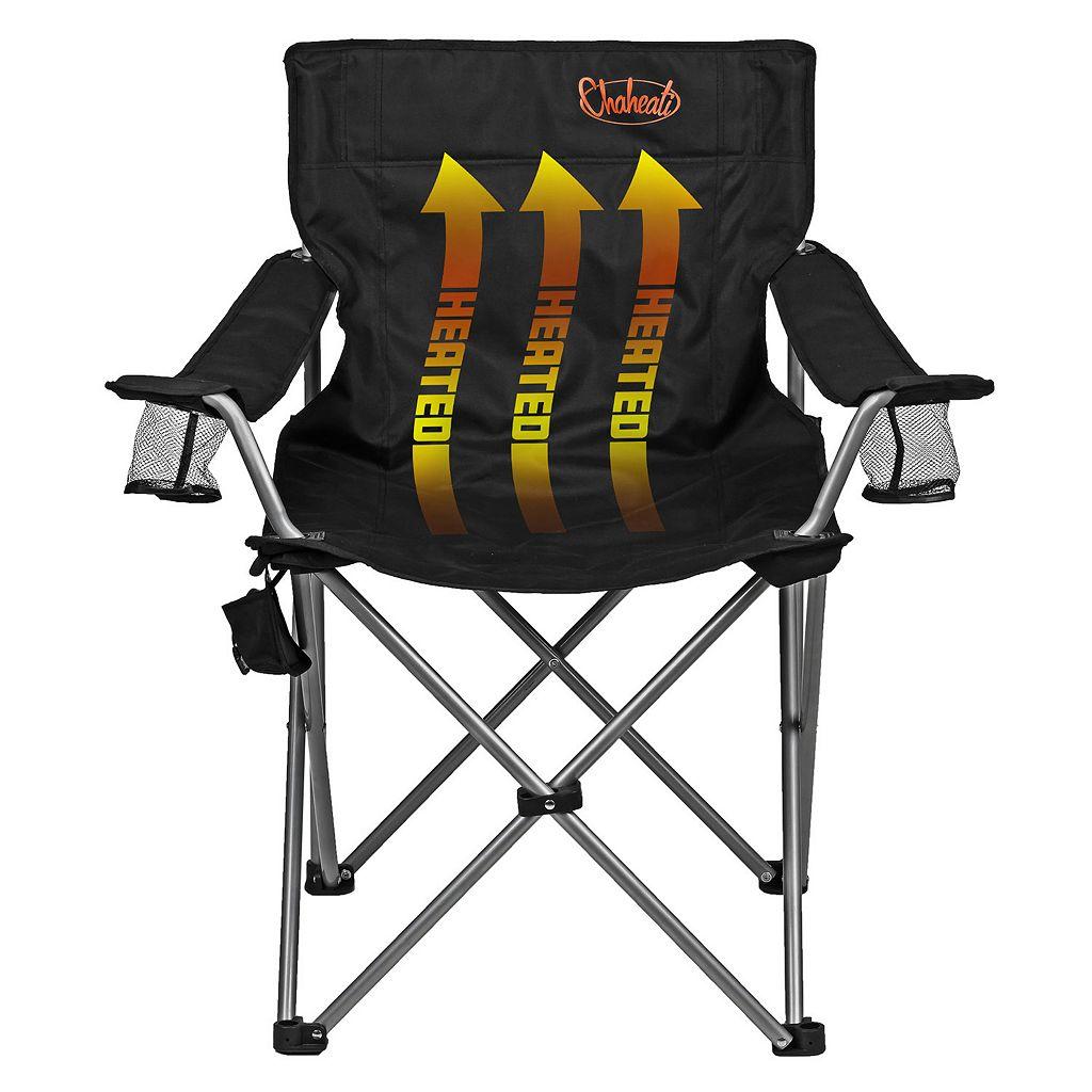Chaheati USB Heated Camp Chair
