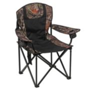 Chaheati MAXX Mossy Oak Camouflage Heated Camp Chair