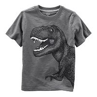 Baby Boy Carter's Glow-In-The-Dark Dinosaur Graphic Tee
