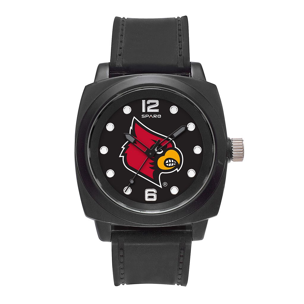 Men's Sparo Louisville Cardinals Prompt Watch