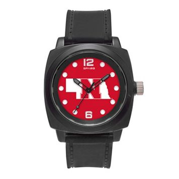 Men's Sparo Nebraska Cornhuskers Prompt Watch