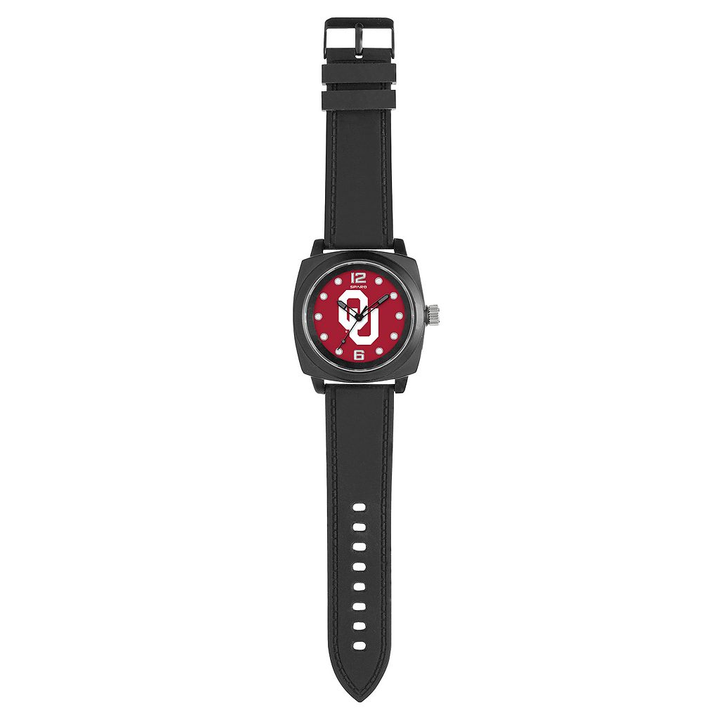 Men's Sparo Oklahoma Sooners Prompt Watch