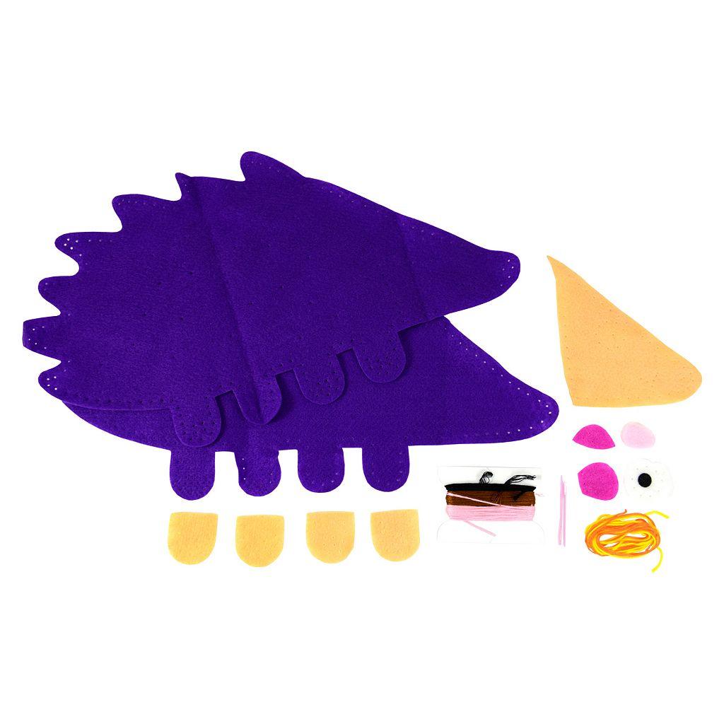 My Studio Girl Make-Your-Own Hedgehog Mini Pillow