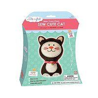 My Studio Girl Sew-Your-Own Sew Cute Cat