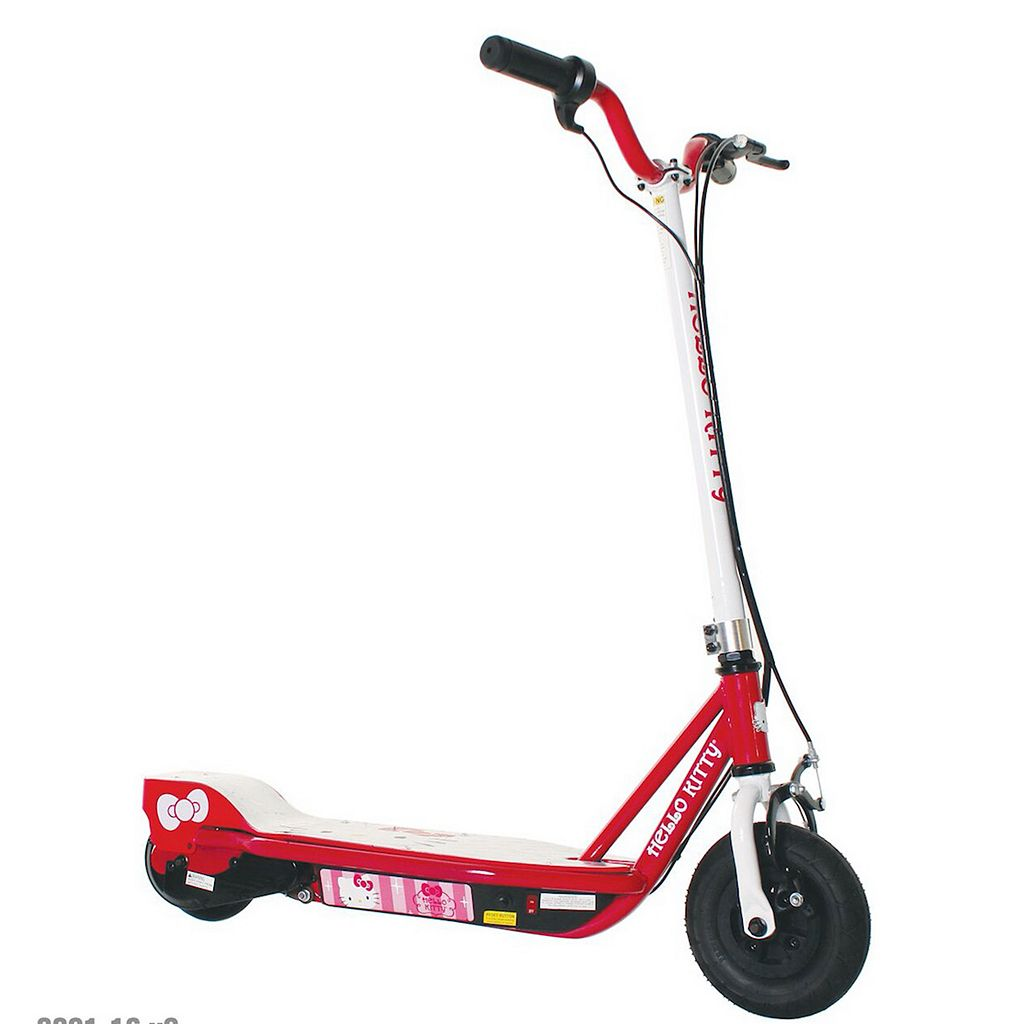 Kids Hello Kitty® 24V Electric Scooter