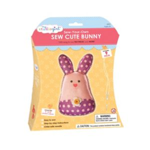 My Studio Girl Sew-Your-Own Sew Cute Bunny