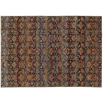 StyleHaven Alexander Floral Ombre Rug