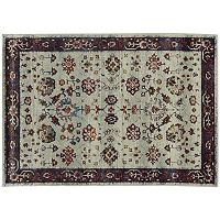 Oriental Weavers Andorra Bordered Traditional Floral I Rug