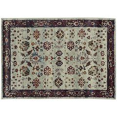 StyleHaven Alexander Bordered Traditional Floral I Rug