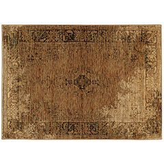 StyleHaven Alexander Faded Classic Framed Floral Rug
