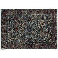 Oriental Weavers Andorra Bordered Traditional Floral II Rug