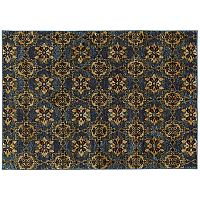 StyleHaven Alexander Floral Panel Medallions II Rug