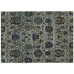 StyleHaven Alexander Traditional Ikat Rug