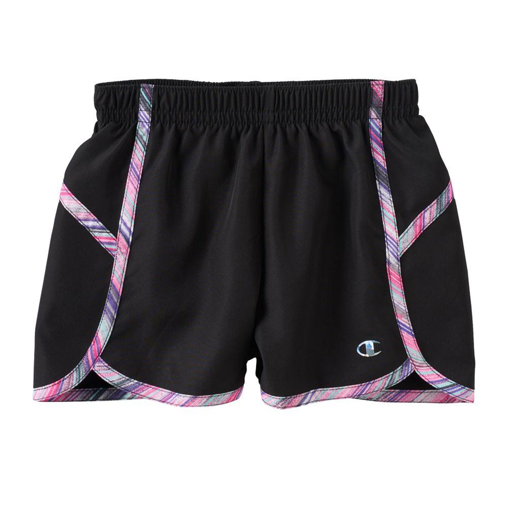 Girls 4-6x Champion Colorblock Running Shorts
