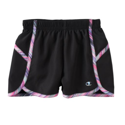 Girls 4-6x Champion Colorblock Running Shorts