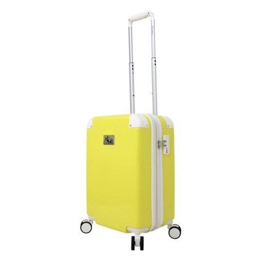 Chariot Travelware Ricco 20-Inch Hardside Spinner Carry-On