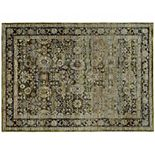 StyleHaven Alexander Faded Classic Border Floral Rug