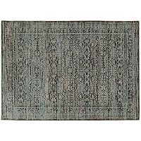 Oriental Weavers Andorra Antiqued Traditional Framed Floral Rug