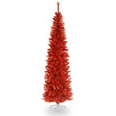 National Tree Company 6-ft. Tinsel Artificial Christmas Tree Floor Decor