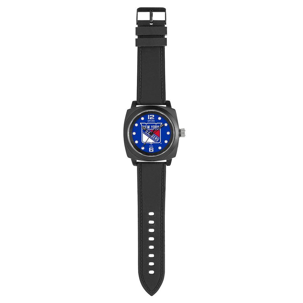 Men's Sparo New York Rangers Prompt Watch