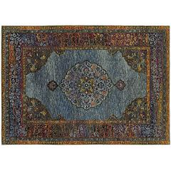 StyleHaven Alexander Regal Inspirations Medallion Rug