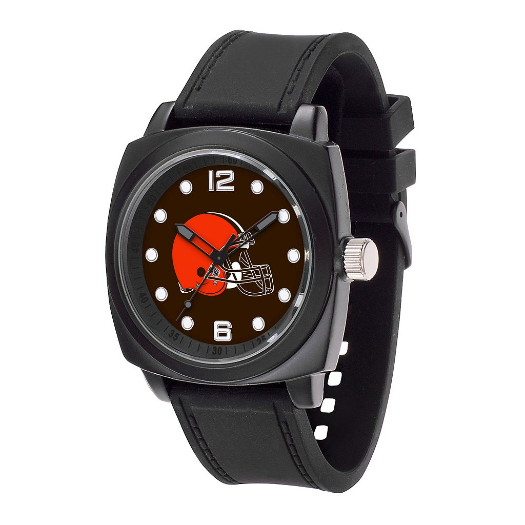Men's Sparo Cleveland Browns Prompt Watch