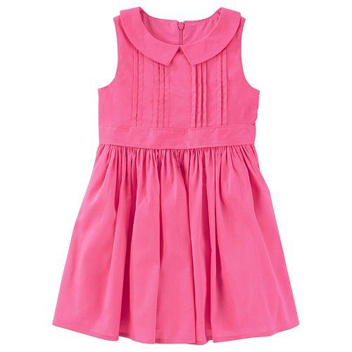 Girls 4-12 OshKosh B'gosh® Pink Woven Dress