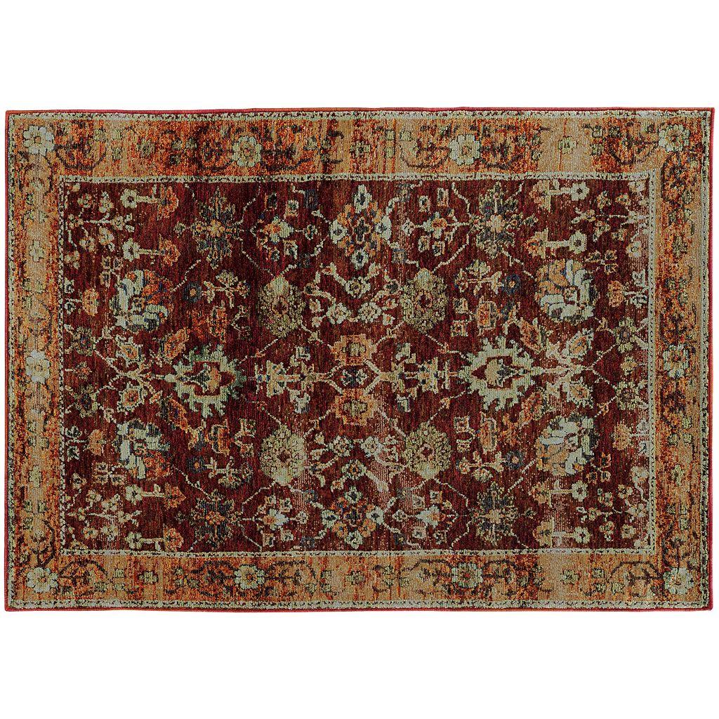 Oriental Weavers Andorra Persian Inspirations Traditional Rug