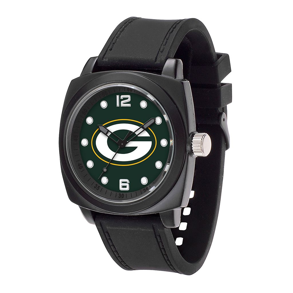 Men's Sparo Green Bay Packers Prompt Watch